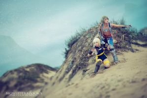Final Fantasy XII by BigWhiteBazooka