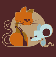 Cat and Mouse by Mis-BUG