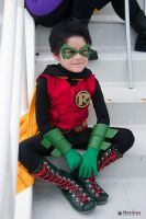 Damian by mark shafer9 by ComicChic19