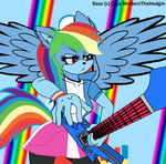 LETS ROCK by bronysonicyoutube