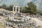 SANCTUARY OF ATHENA PRONAIA by PanKarel