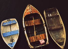 Old Boats by scream619