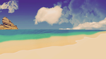 Summer background 1600x900 by Milie-Shou