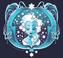 Snow Queen Elsa by aimeekitty