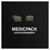 MedicPack - Icon Experiment by Sandvoid