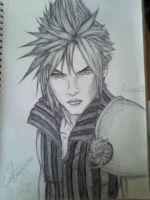 My Cloud Strife by Rimma911