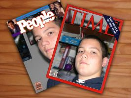 Time and People Cover by kreempoland