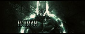 BatMan Signature by MasterGfx2014
