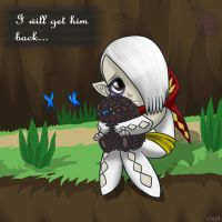 Chibi Ghirahim and His Master. by HeartStringsXIII