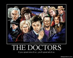 The Doctors by crazyartist12