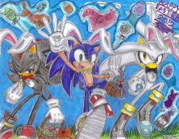 Happy Easter 2012 by SupaSilver