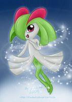 Magical Kirlia by lowlaury