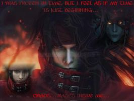 Vincent Valentine by Vipierious