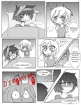 Hanging with the bad boy pg 17 by Sonikkufreak