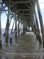 under the pier by thevampgurl08