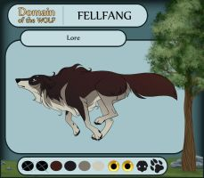 Lore - Fellfang - DotW by Ramala