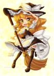 Marisa (Touhou Project) by ChildOfMoonlight