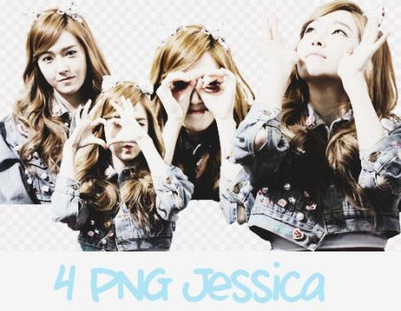 4 PNG Jessica by Sunsetglower