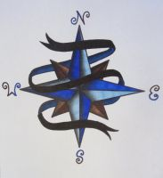 Directions (Tattoo Inspired) by Raven-Hearte