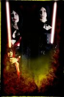Sith Ladies by Sheikahchica