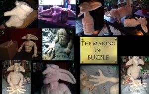The Making of Buzzle by Trollsngoblins