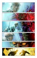 Young Avengers Colors 1 by TimYates