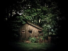 The Witches Cottage by ClockworkMarionette