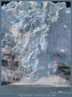 Margerie Glacier by irrational1