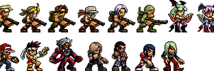 NGP styled sprite by OMEGAeFeX