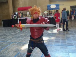 DART - OTAKON 2015 1 OF 3 by Shen-fn-Woo