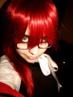 Preview - Grell by NamiWalker