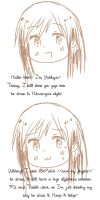 [Tutorial] How to draw in Hetalia style - Part 1 by Akiraka-chan