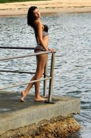 Teigan - at railing 1 by wildplaces