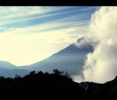 Dieng X by ankayama