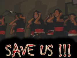 Save Us by PeculiarChemicalista
