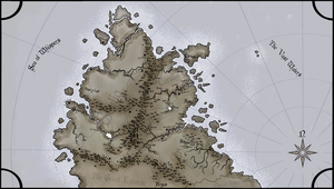 The Broken Peninsula by ArchonofFate