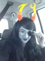Vriska! by MobiusMelody