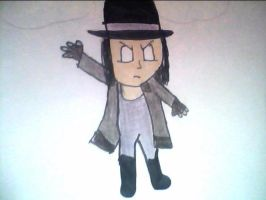 WWE-Chibi Undertaker by nike1221