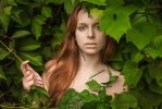 # Poison ivy by Mishkina
