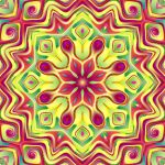 Gnarl Kaleidoscope by seven-s