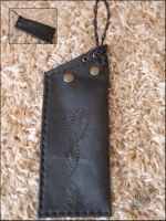 Pencil case by LeatherCraft