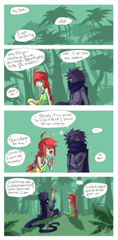 CBNS: Fire Mastery by 123soleil