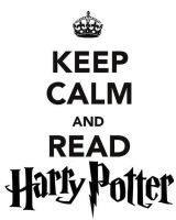 Keep Calm and Read Harry Potter by ZoeyRedbirdHON
