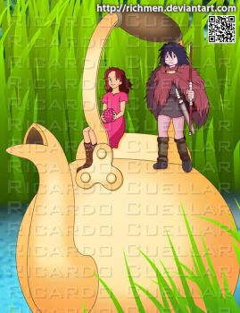 The Secret World Of Arrietty 2 Ghibli by Richmen