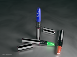 r/Daily3D lipstick by Morichalion