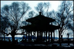 At the Summer Palace by kimjew
