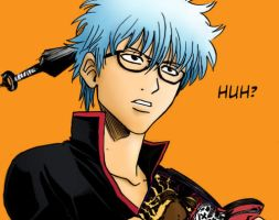 Coloring Gintoki by Seph-the-Zeth