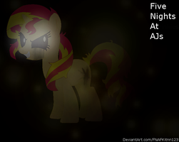 Five Nights at AJs 3 by FNAFkitnn123