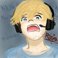 Pewdie-FAHKIES?! by Cookie-Chan981