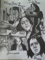 Memories- Lily, Harry, Severus by ScFiGirl